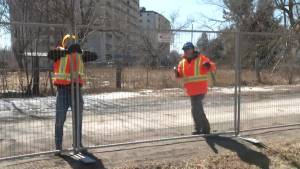 Preparations begin for Kingston's third crossing