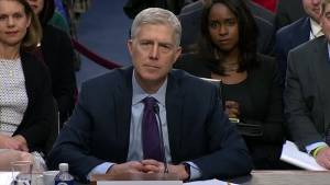 Trump's SCOTUS nominee plays it safe, calls Roe vs Wade 'precedent'