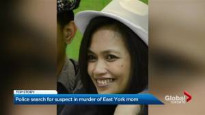 Toronto police search for suspect in murder of east-end woman
