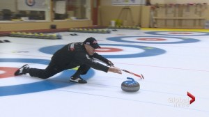 N.B. curler takes a sweep at setting a new world record
