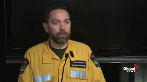 Wildfire manager says Fort McMurray blaze more than 241,000 hectares in size