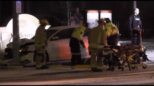 Impaired driving charge laid in Chrismas Eve East City crash