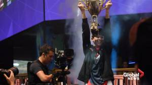 U.S. teen wins $3 million at Fortnite video game tournament
