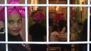 Prison for women becomes Colombia's trendy new restaurant