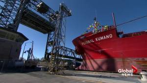 St. Lawrence Seaway celebrates 60 years of operations