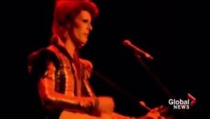 Fans, entertainment world in mourning after death of legend David Bowie