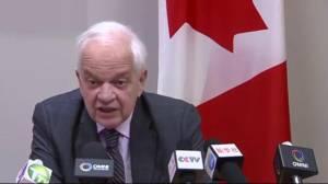 Canadian ambassador to China tells Chinese-language media that Huawei CFO has strong case