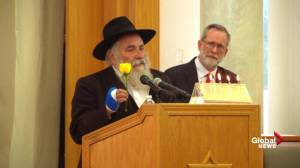 Rabbi remembers synagogue victim Lori Kaye: 'God took the rose, brought her up to heaven'