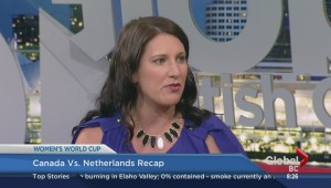 FIFA Women's World Cup: Randee Hermus