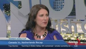 FIFA Women's World Cup: Randee Hermus