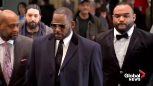 Singer R. Kelly due in court on new charges