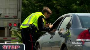 Saskatchewan police highlighting impaired driving in August