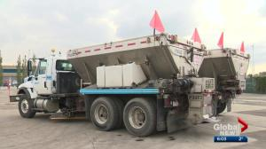 City of Edmonton called in to help Calgary cope with major snowstorm