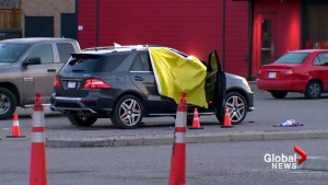 2 men killed in Calgary early morning shooting