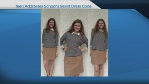 Teen writes searing takedown of school's dress code