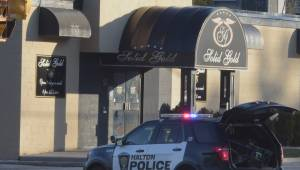 Police investigate break and enter at Solid Gold strip club in Burlington