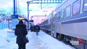 Fewer delays on Montreal commuter trains