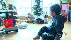 Saskatoon family raising money for son with rare genetic disorder