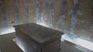 Scan of King Tut burial tomb shows hidden rooms