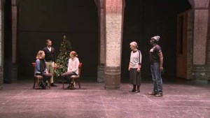 Rehearsals underway for Geordie Productions' 'A Christmas Carol'