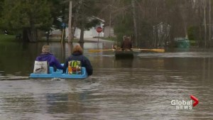 Ontario town under state of emergency after excessive flooding