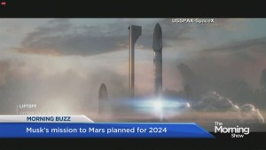Mission to Mars: Elon Musk's plan to colonize the Red Planet