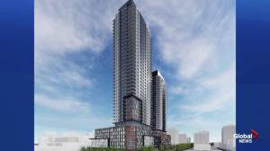 Edmonton City Council approves proposals for 2 new high-rise buildings