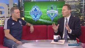 Whitecaps prep for playoff match against Sounders