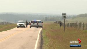 Family of German tourist shot in head on Alberta highway thanks public for support