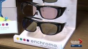 Edmonton clinic using state-of-the-art technology to help people who are colour-blind