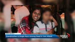 Victims identified in Toronto van attack