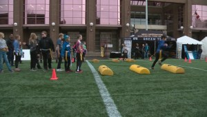 Free activities at Grey Cup Festival 2018 in Edmonton
