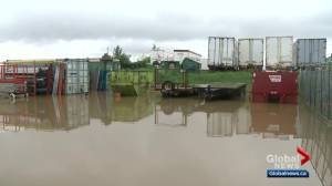 Edmonton businesses fed up with flooding