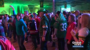 Spirit of Edmonton is Grey Cup party-central