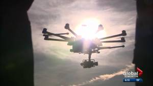 Drone incident with plane sparks questions from community