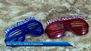Here are some of the things Frederictonians can do as they kiss 2018 goodbye