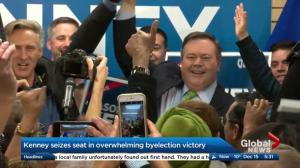 Jason Kenny seizes legislature seat with Calgary byelection win