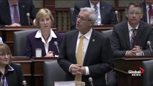 Vic Fedeli announced as new leader of the opposition at Queen's Park