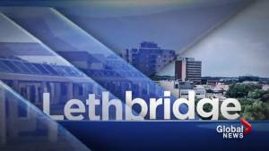 Global News at 5 Lethbridge: May 31