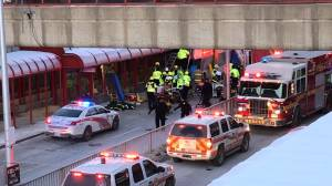 Multiple injuries after bus crash at Ottawa transit station