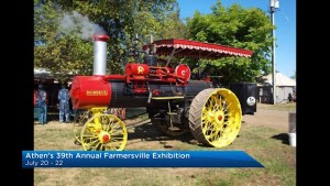 A preview of the Lions Club of Athens Farmersville Exhibition