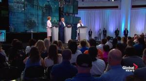 Ont. Leaders' Debate: 'NDP can't do math' – Doug Ford