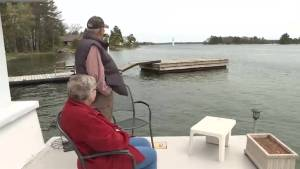 Residents and cottagers on Lake Ontario and St. Lawrence river brace for flooding