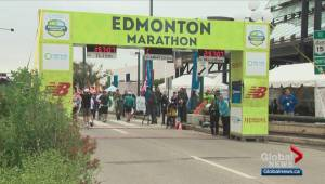 New record set at Edmonton Marathon