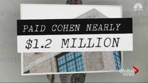 Questions swirl about Michael Cohen's bank records