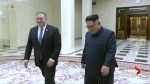 North Korean state TV airs footage of Mike Pompeo meeting with Kim Jong Un