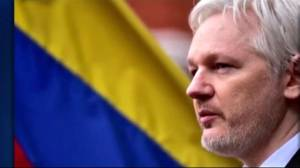 U.S. alleges Assange conspired with intelligence analyst (02:45)