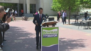 Winnipeg business consultant first to enter race to take on Bowman