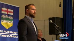 MLA Derek Fildebrandt accused of claiming meal expenses twice