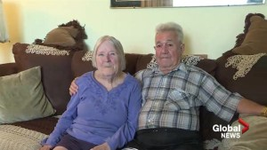 Veteran frustrated feds won't pay for costs related to wife's dementia